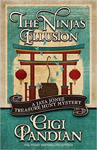 ninjas illusion by gigi pandian