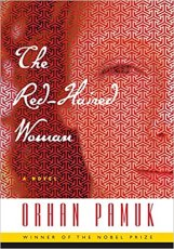 red haired woman by orhan pamuk