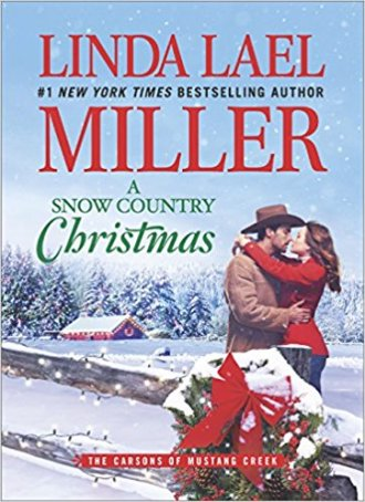 snow country christmas by linda lael miller
