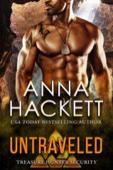 untraveled by anna hackett