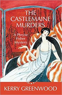 casstlemaine murders by kerry greenwood