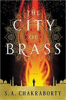 city of brass by sa chakraborty