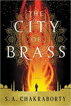 city of brass by sa chakraborty