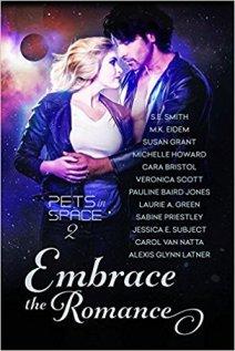 embrace the romance pets in space 2 by se smith et al