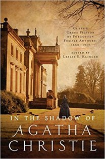 in the shadow of agatha christie by leslie s klinger