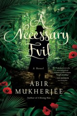 necessary evil by abir mukherjee