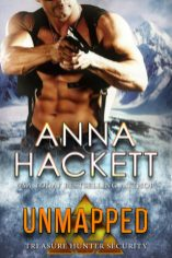 unmapped by anna hackett