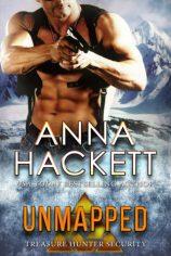 unmapped by anna hackett