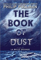 belle sauvage book of dust by philip pullman