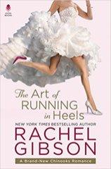 art of running in heels by rachel gibson