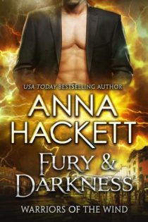 fury and darkness by anna hackett
