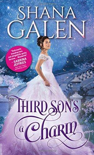 third sons a charm by shana galen