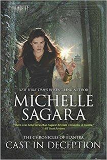 cast in deception by michelle sagara