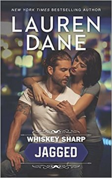 whiskey sharp jagged by lauren dane