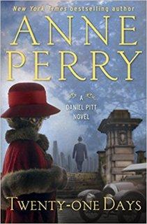 twenty one days by anne perry
