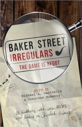 baker street irregulars game is afoot by narrelle m harris et al