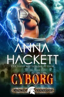 cyborg by anna hackett