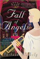 fall of angels by barbara cleverly
