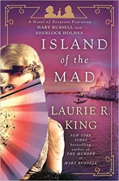 island of the mad by laurie r king