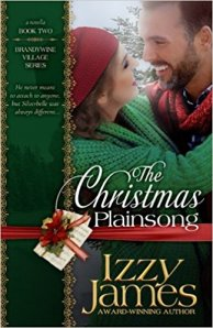 christmas plainsong by izzy james