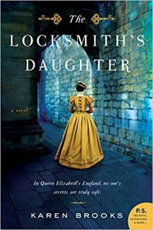 locksmiths daughter by karen brooks