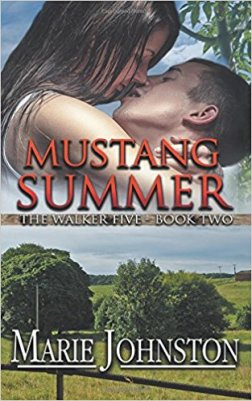 mustang summer by marie johnson