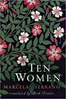 ten women by maracela serrano