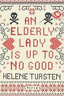 elderly lady is up to no good by helene tursten