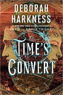 times convert by deborah harkness