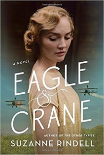 eagle and crane by suzanne rindell