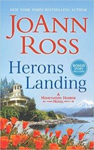 herons landing by joann ross