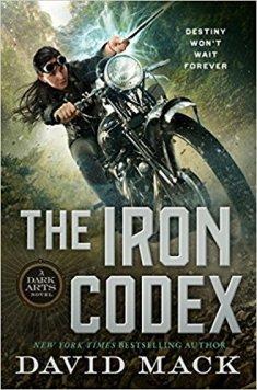 iron codex by david mack