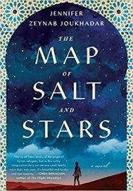 map of salt and stars by jennifer zeynab joukhadar