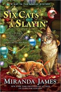 six cats a slayin by miranda james