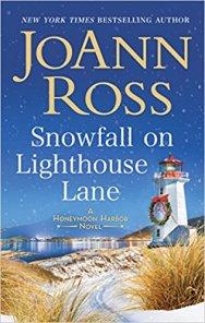 snofall on lighthouse lane by joann ross