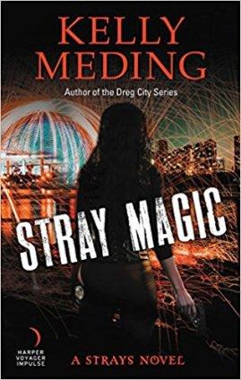 stray magic by kelly medling