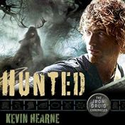hunted by kevin hearne audiobook