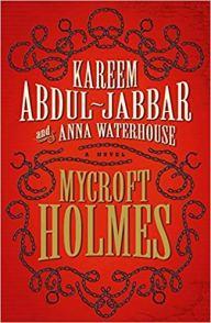 mycroft holmes by kareem abdul jabbar and anna waterhouse