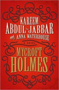 mycroft holmes by kareem abdul jabbar and anna waterhouse