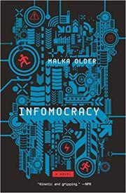 infomocracy by malka older
