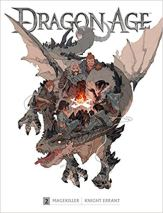 dragon age library edition volume 2 by greg rucka et al