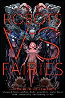 robots vs fairies by dominik parisien