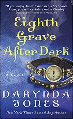 eight grave after dark by darynda jones