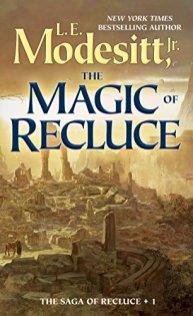 magic of recluce by le modesitt jr