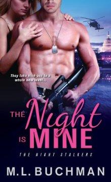 night is mine by ml buchman