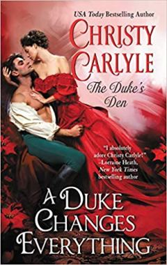 duke changes everything by christy carlyle