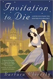 invitation to die by barbara cleverly
