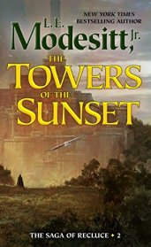towers of the sunet by le modesitt jr