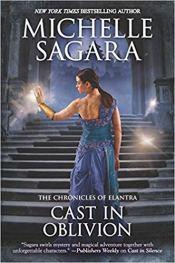 cast in oblivion by michelle sagara