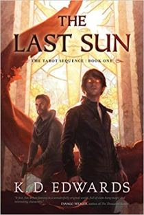 last sun by kd edwards